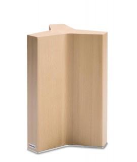 Ceppo magnetico in legno di...