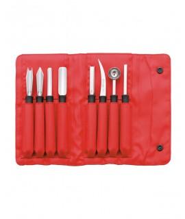 Set di coltelli da intaglio...